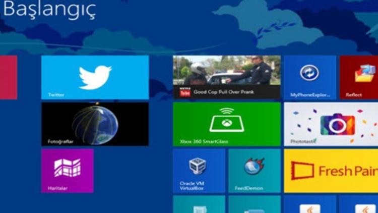 Windows 9'da ARM sürprizi