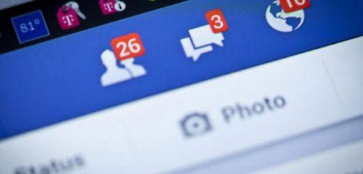 Facebook'tan afet uygulaması